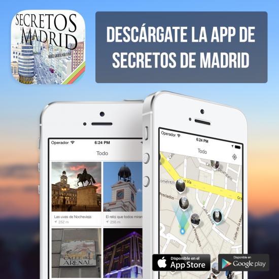 Aplicación de Secretos de Madrid