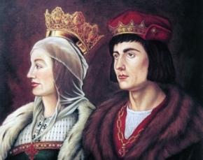 Isabel y Fernando, los Reyes Católicos, también se dejaron ver en Madrid