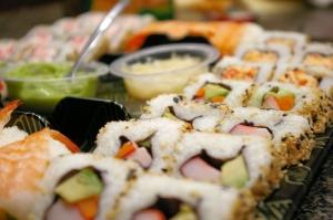 Sushi en Just Eat