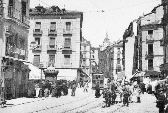 Calle de Toledo 1905