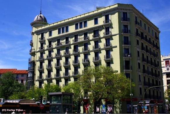 La casa de García Lorca en Madrid