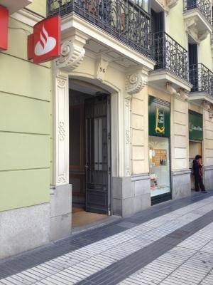 Casa de García Lorca en Calle alcalá 96