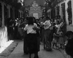 Verbena de La Paloma, 1959, Madrid