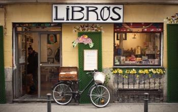 Calle del Espíritu Santo, en Madrid