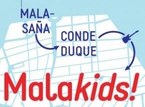 Malakids, en Malasaña
