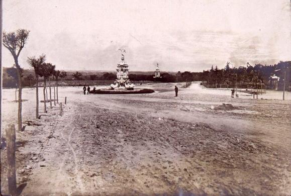Parque del Oeste 1913