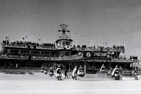 Aeropuerto de Barajas en 1939, Madrid