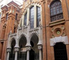 Iglesia de la Buena Dicha, en Madrid