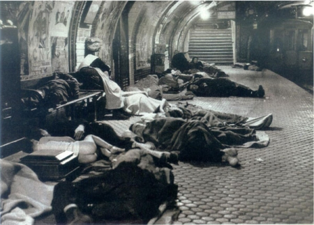 Metro Madrid Guerra