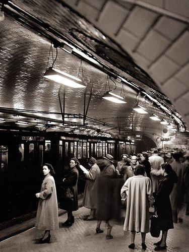 Metro años 50
