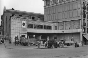 Gasolinera Paseo del Prado