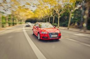 EL nuevo A3 de Audi que podrá probarse en Madrid