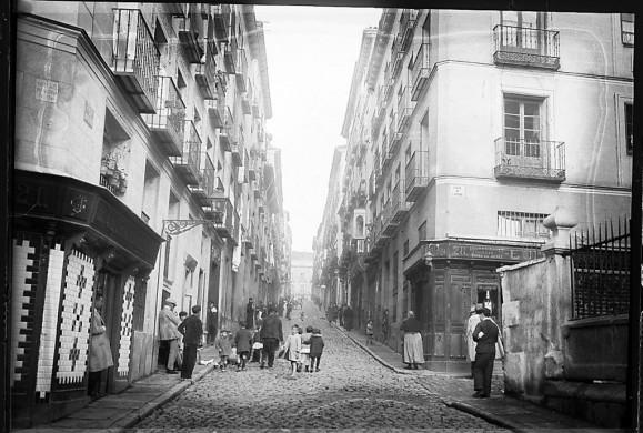 Fotos Antiguas: Calle de la Salitre