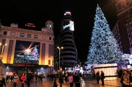 Navidad en Callao, Madrid