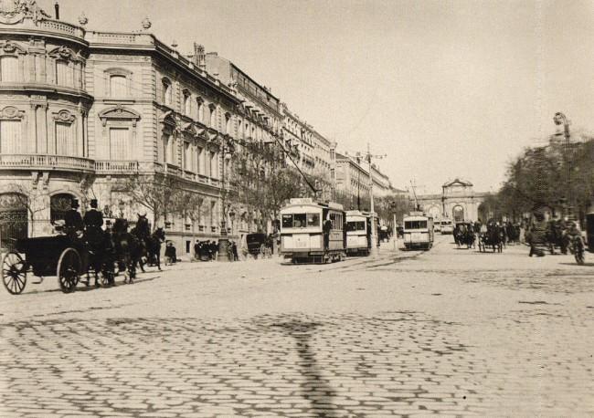 Calle Alcalá 1900, Madrid
