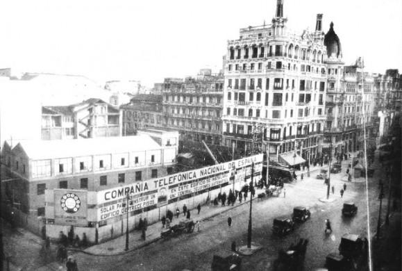 Fotos antiguas: Avenida de Pi y Margall, 1925