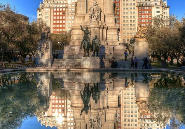 Plaza España Postal2
