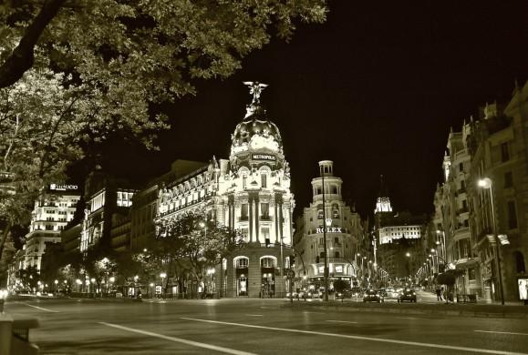 En busca del sueño de Madrid