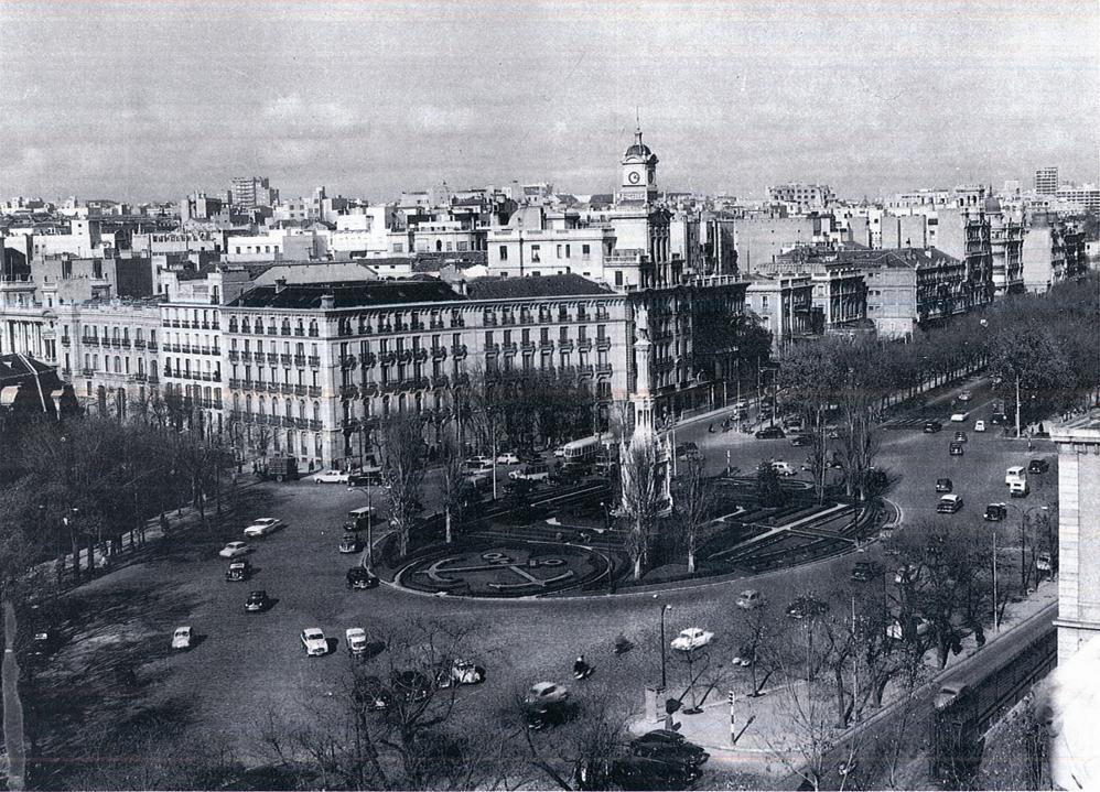 Plaza de Colón antigua