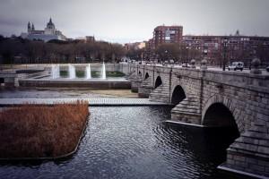 Puente de Segovia, en Madrid