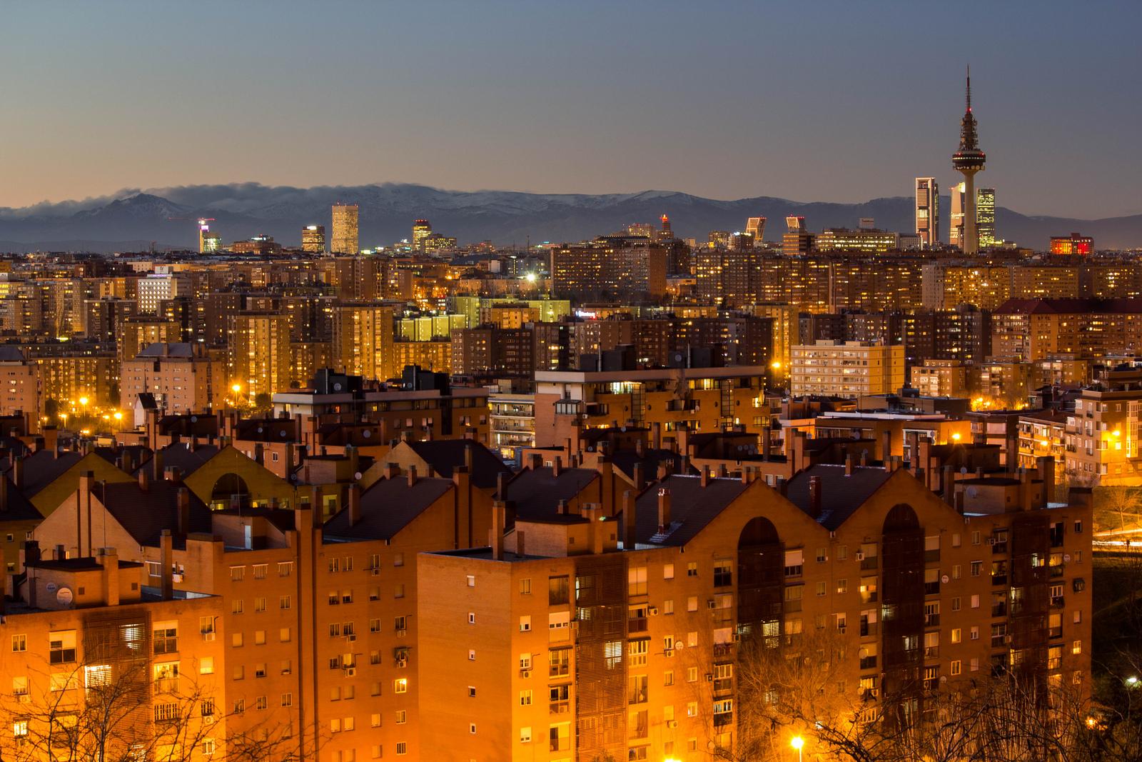 Parque de las Siete Tetas, en Madrid (Foto de Celymabad)