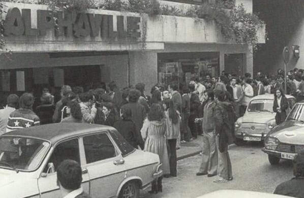 Argüelles de Cine, Madrid