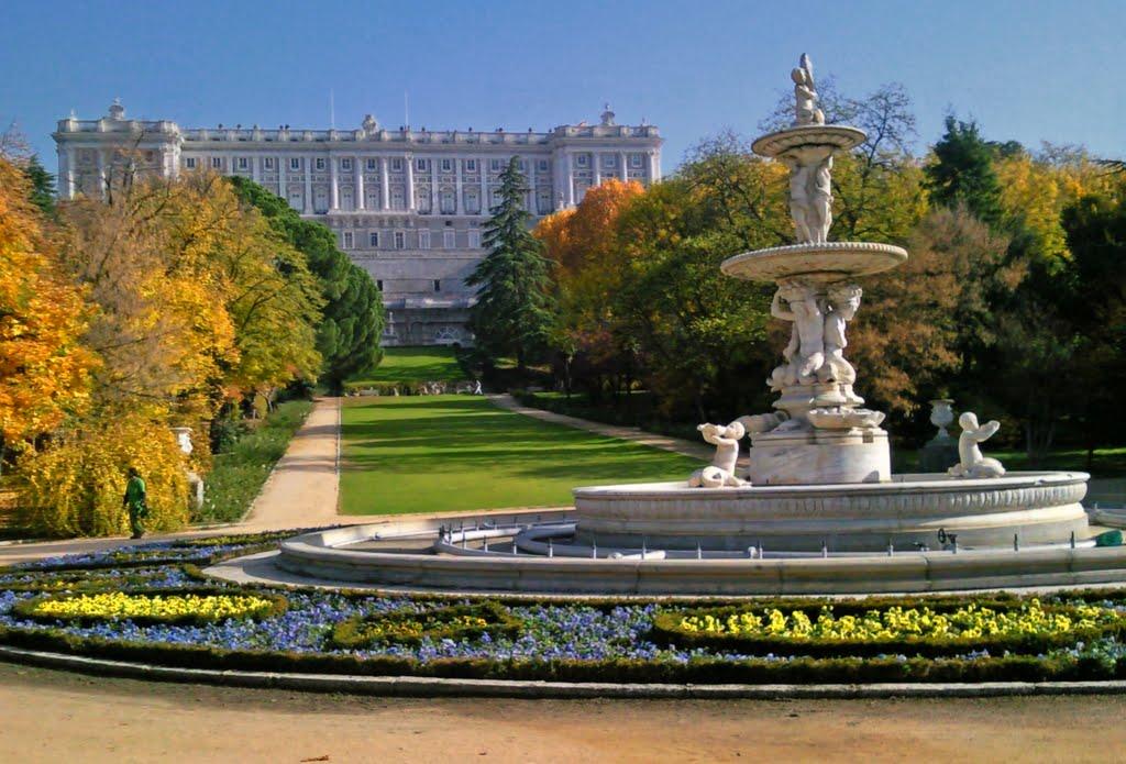 Campo del Moro, foto de Danimero, Madrid