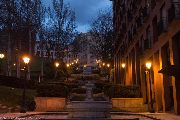 Cuesta de los Ciegos, Madrid