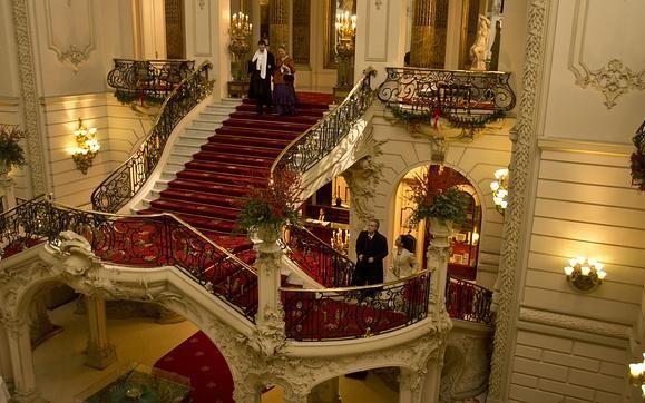Las escaleras más bonitas de Madrid