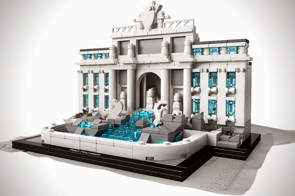 Fontanaditrevi-lego