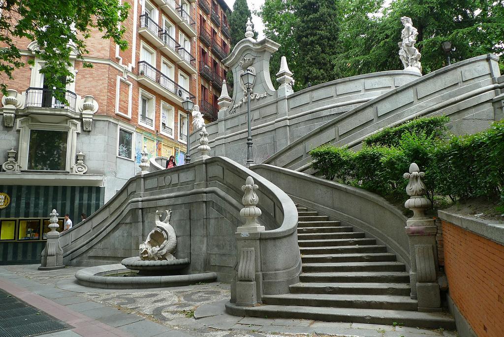 Fuente de Cristino Martos, Madrid