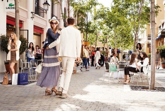 Las Rozas Village, paraíso de las compras