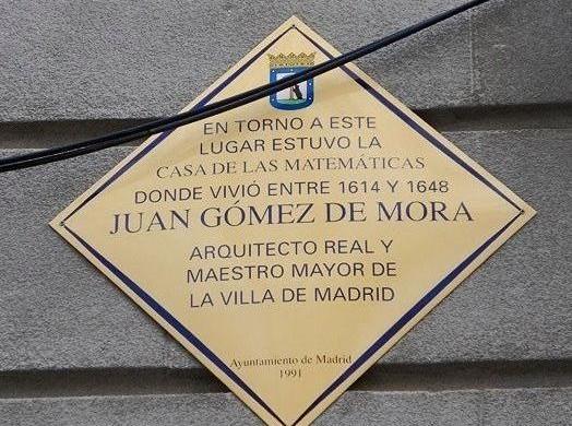 ¿Dónde vivió el padre de la Plaza Mayor?