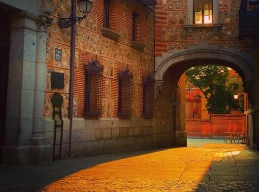 Postal de la Semana: La Plaza de la Villa