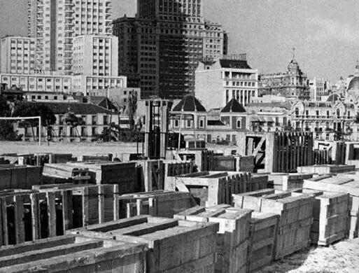 Postales antiguas: Así llegó el Templo de Debod a Madrid