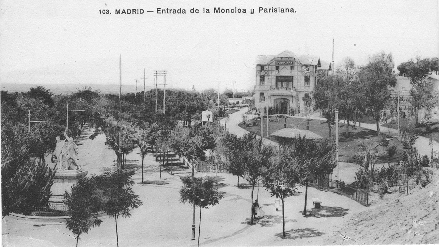 Daóiz y Velarde, en Moncloa. Madrid