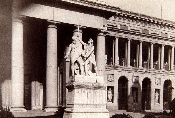Daóiz y Velarde Museo del Prado, Madrid