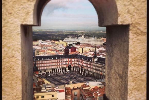 Postal de la semana: De Madrid al cielo…