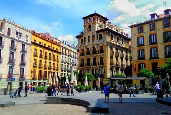Postal de la Semana: La Plaza de Ramales