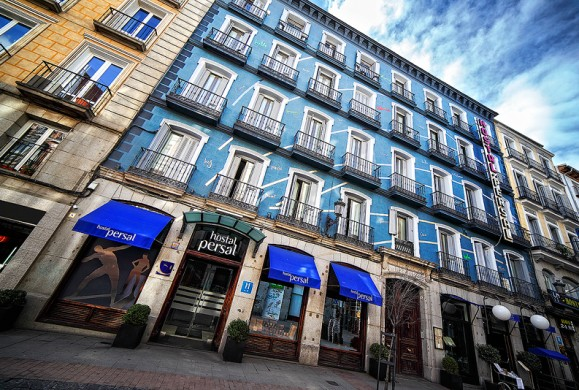 Hostal Persal en Madrid