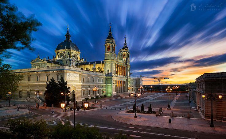 Catedral de la Almudena Dominic Dahncke, Madrid
