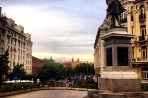 Plaza de las Cortes, Madrid