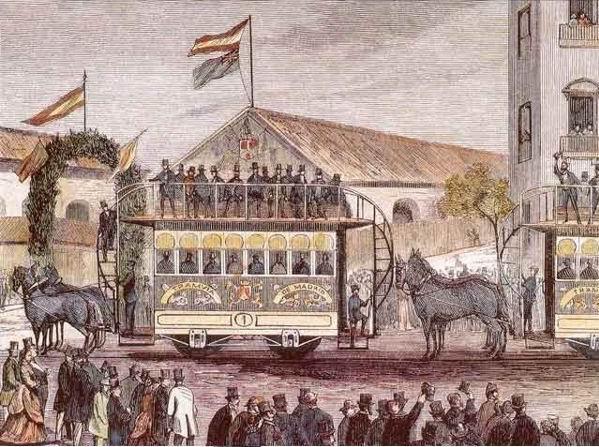 Primer Travia de Madrid