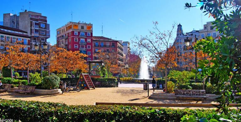 Plaza de Olavide