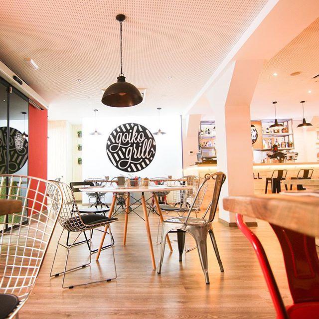 Local de Goiko Grill em Princesa, Madrid
