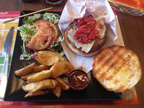 Aita Burger de Goiko Grill, Madrid