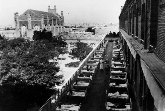 Fotos antiguas: El aire puro de Madrid