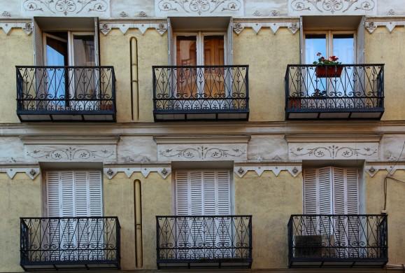 ¿Dónde están los balcones más antiguos de Madrid?