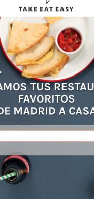 Take Eat Easy Madrid