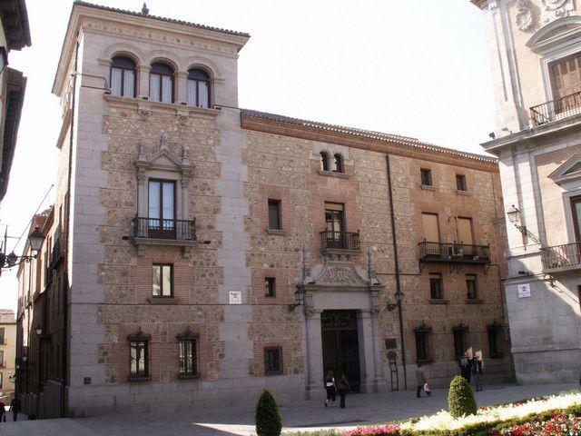 Casa Cisneros en Madrid